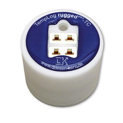 DK316 TempLog ruggedPlus - input voor 2 thermokoppels