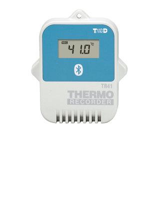 T&D TR-41 Bluetooth Datalogger Temperatuur