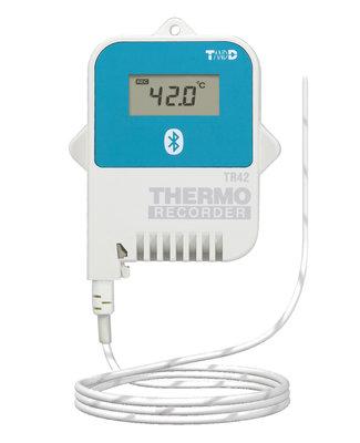 T&D TR-42 Bluetooth-datalogger-temperatuur, NTC, extern