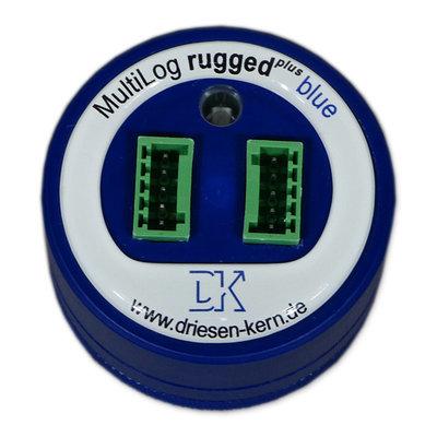 DK336 MultiLog blue ruggedPlus