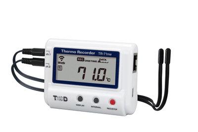 T&D TR-71nw LAN temperature logger