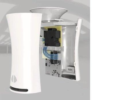 uHoo luchtkwaliteit meten met 9 sensoren