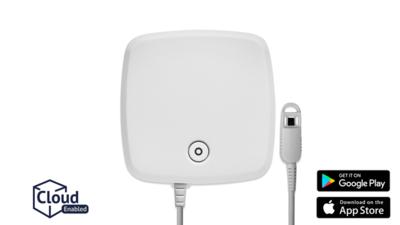 EL-MOTE-TH Draadloze luchtvochtigheid en temperatuur monitor
