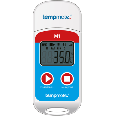 Temperature Data Logger Tempmate M1
