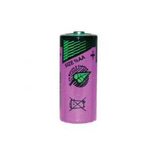 Batterij 3V6 2/3AA (USB-PRO)