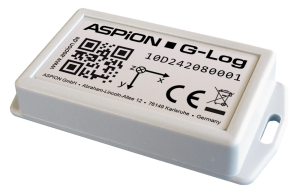 ASPION G-Log Schocksensor