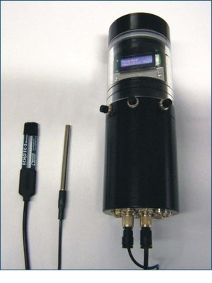 DK8040 Weatherproof 10-ch data logger
